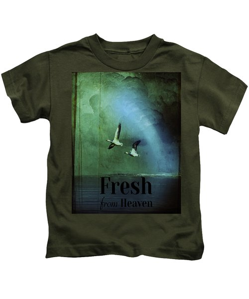 Fresh From Heaven Kids T-Shirt