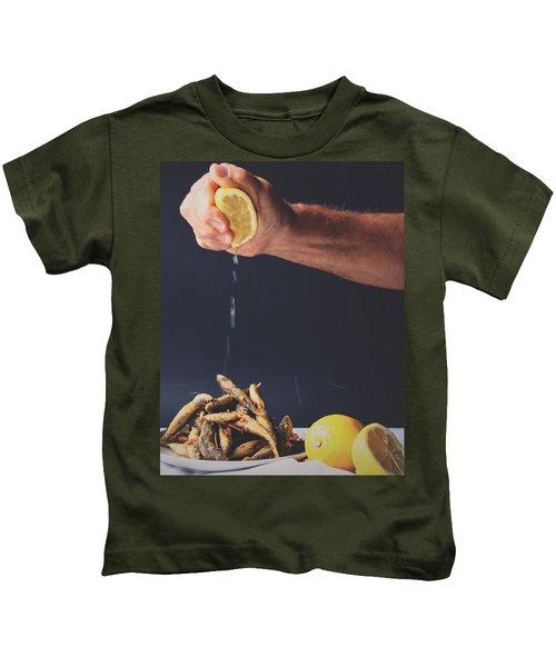 Fried Fish Kids T-Shirt