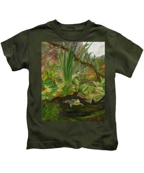 Frog Medicine Kids T-Shirt