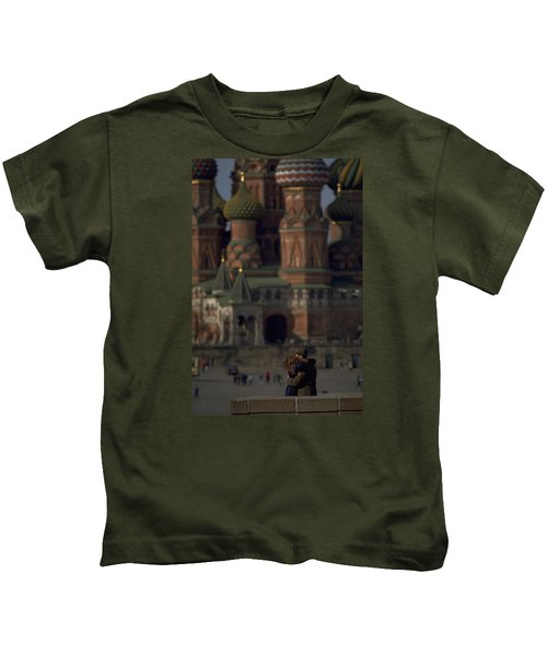 From Russia With Love Kids T-Shirt