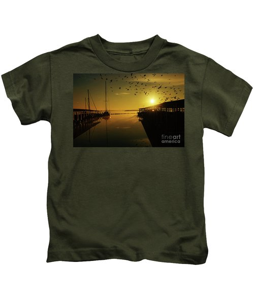 From Shadows Kids T-Shirt