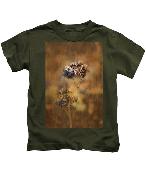 Frosted Bloom Kids T-Shirt
