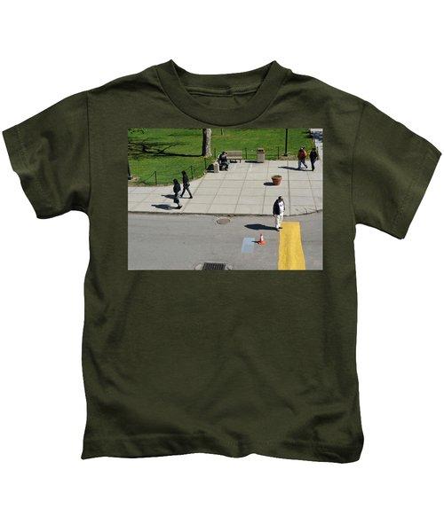 Frozen Lines Kids T-Shirt