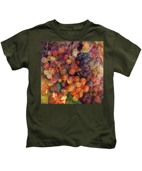 Fruit Of The Vine Kids T-Shirt