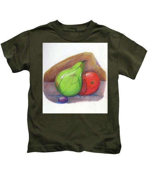 Fruit Still 34 Kids T-Shirt