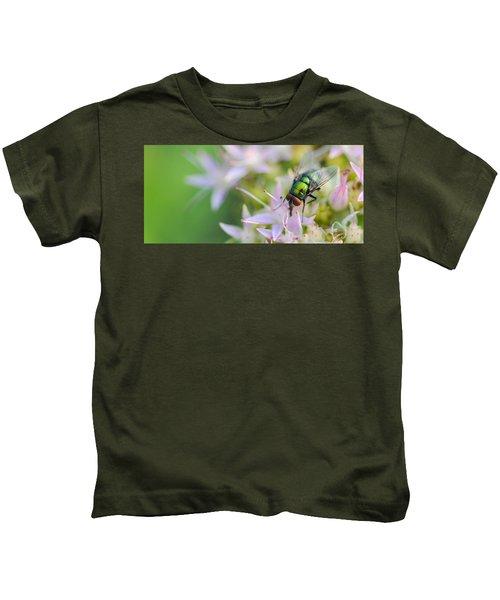 Garden Brunch Kids T-Shirt