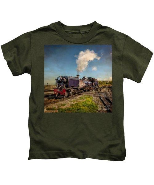 Garratt No. 87 Loco Kids T-Shirt