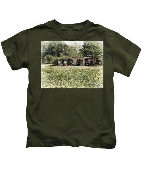 Gas 25 Cents Kids T-Shirt