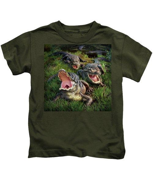 Gator Aid Kids T-Shirt