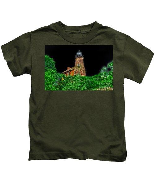Genesee Lighthouse Kids T-Shirt