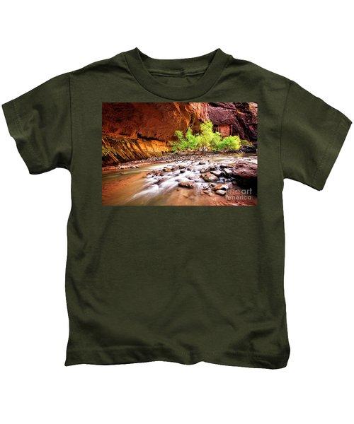 Gentle Flow Kids T-Shirt