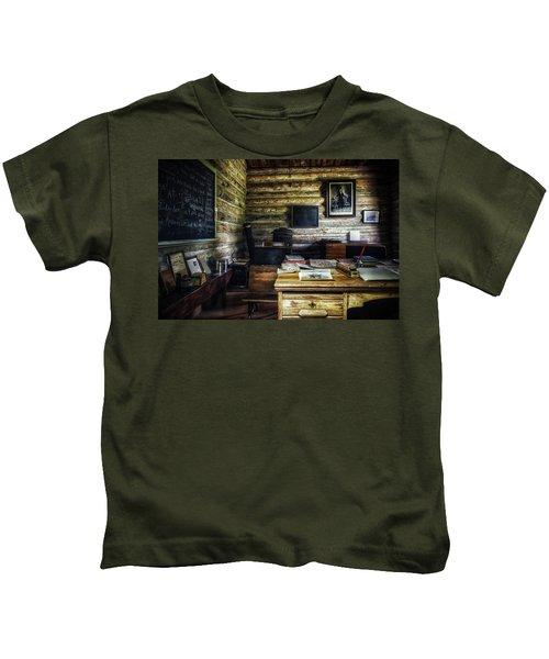 George's Classroom Kids T-Shirt