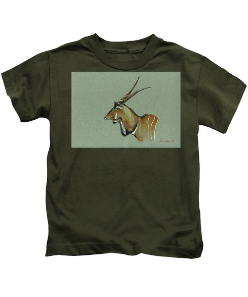 Giant Eland Kids T-Shirt