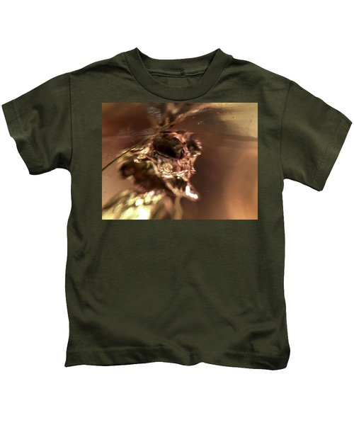 Giger Flower, A Monster Kids T-Shirt