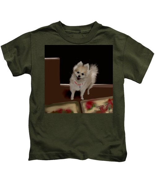 Ginger Ll Kids T-Shirt