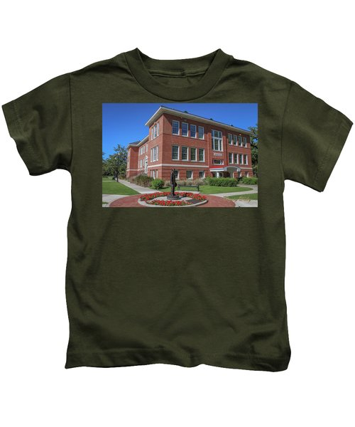 Girard Hall Day Shot Kids T-Shirt