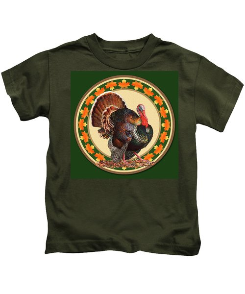 Giving Thanks Kids T-Shirt