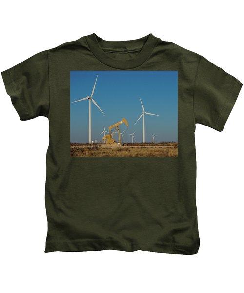 God Bless Texas Kids T-Shirt
