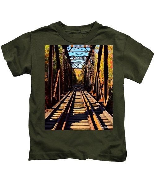 Going Thruogh Kids T-Shirt