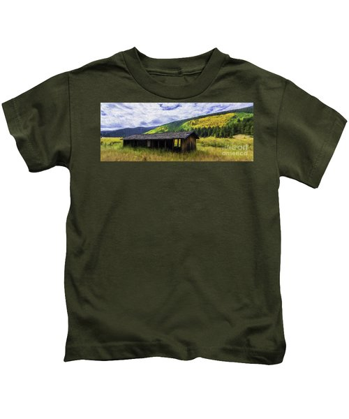 Gold Country  Kids T-Shirt