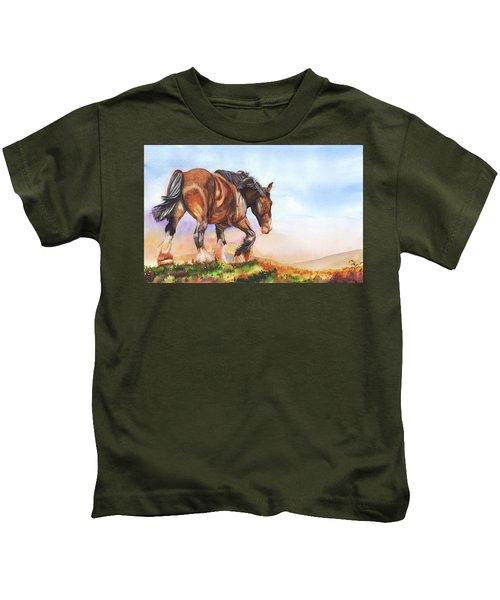 Golden Days Kids T-Shirt