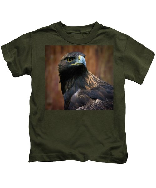 Golden Eagle 4 Kids T-Shirt