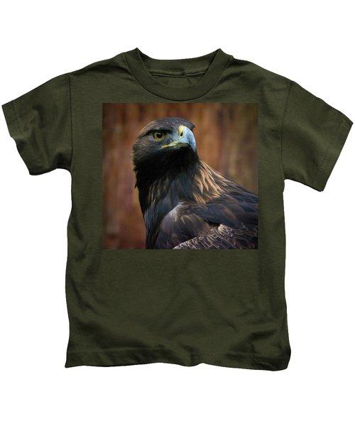 Golden Eagle 4 Kids T-Shirt
