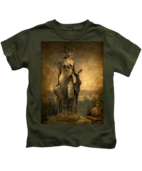 Golden Lady Kids T-Shirt
