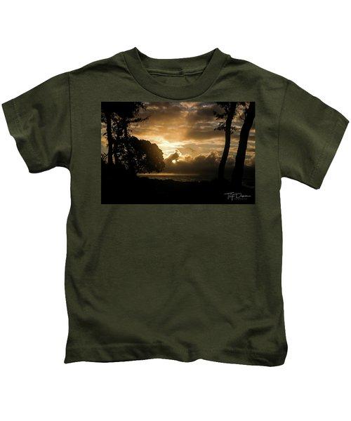 Golden Sun Kids T-Shirt