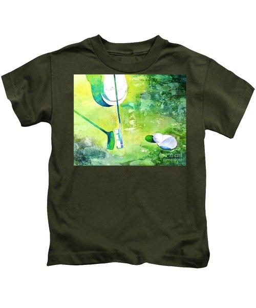 Golf Series - Finale Kids T-Shirt