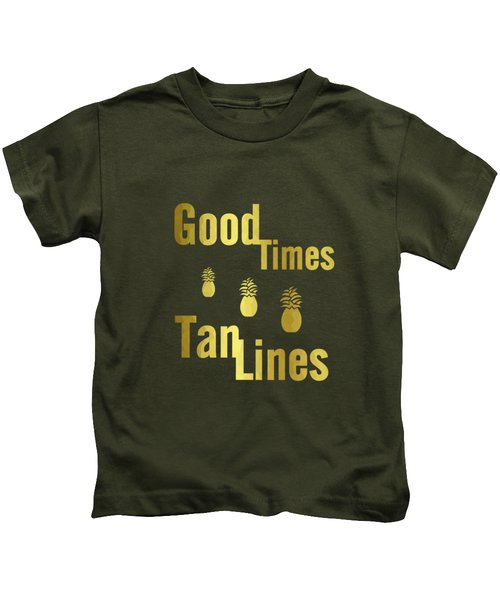 Good Times Kids T-Shirt