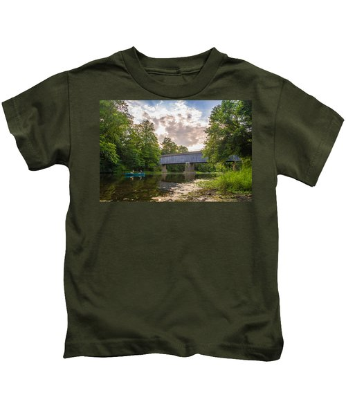 Good To Canoe Kids T-Shirt