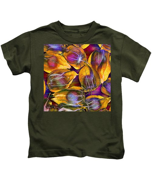 Goosed Berry Pods Kids T-Shirt