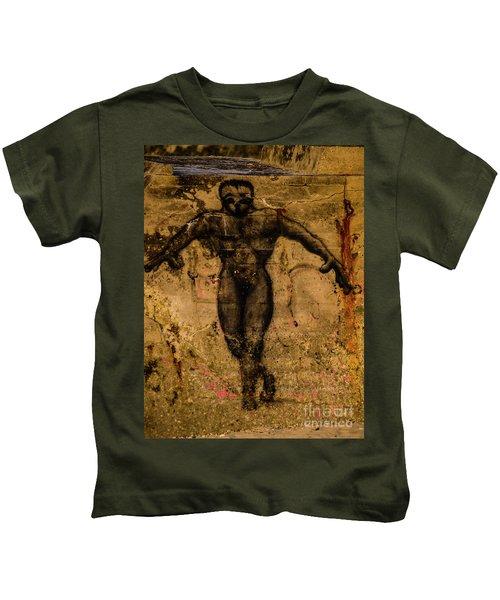 Graffiti_15 Kids T-Shirt