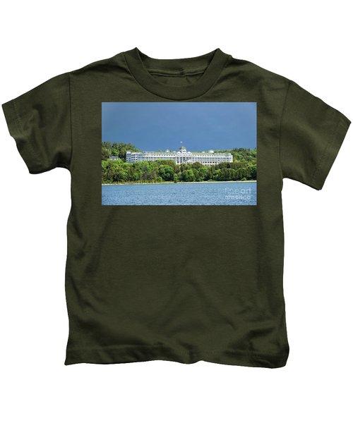 Grand Hotel Kids T-Shirt