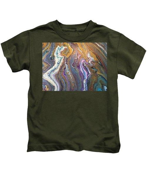 Granite Flow Kids T-Shirt