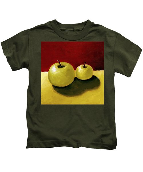 Granny Smith Apples Kids T-Shirt