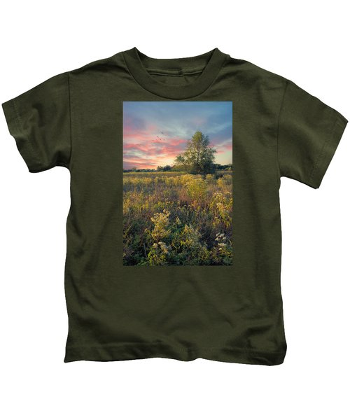 Grateful For The Day Kids T-Shirt