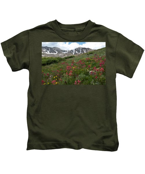 Gray's And Torreys Kids T-Shirt