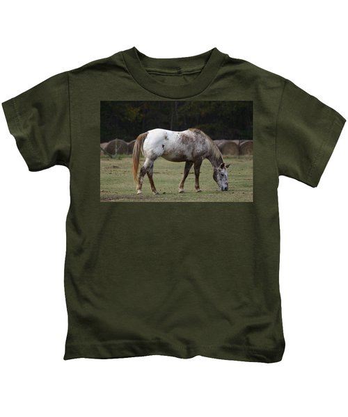 Grazing Time Kids T-Shirt