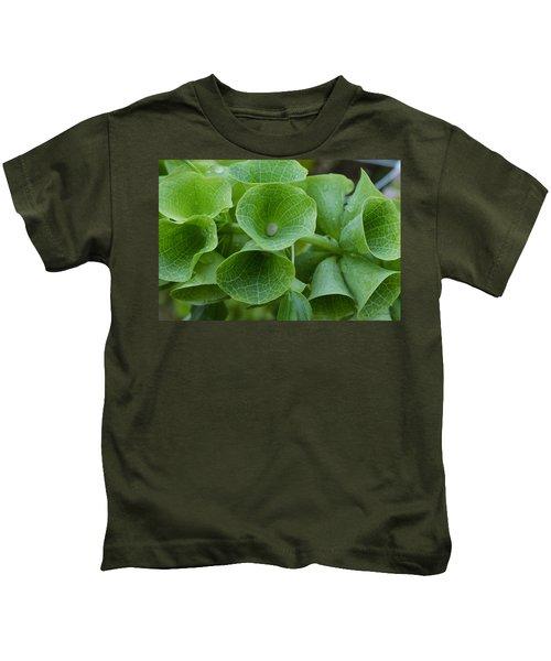 Green Bells Kids T-Shirt