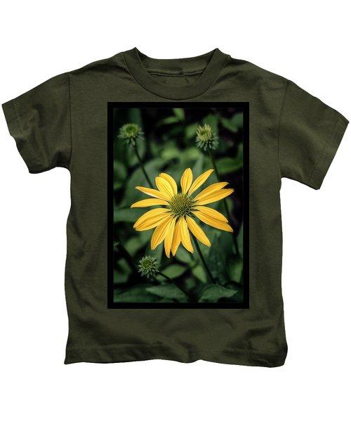 Green Into Yellow Kids T-Shirt