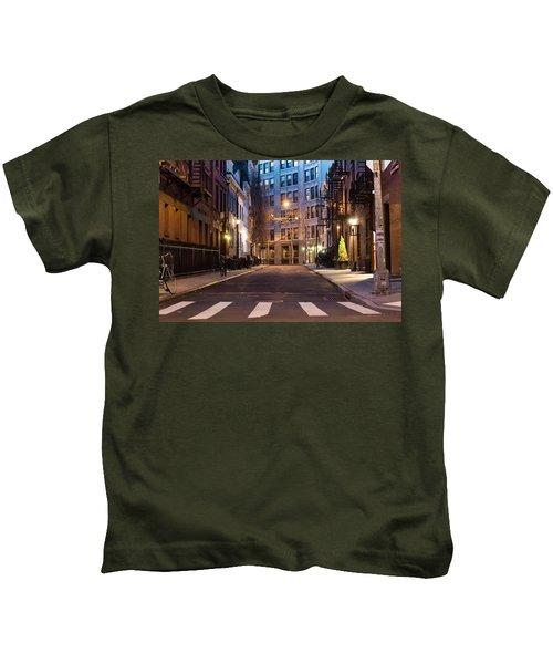Greenwich Village Kids T-Shirt