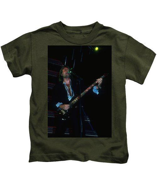 Greg Lake Of Elp Kids T-Shirt