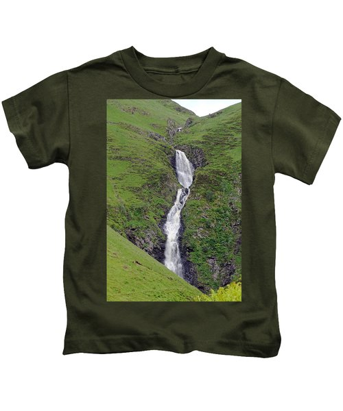 Grey Mare's Tail Kids T-Shirt