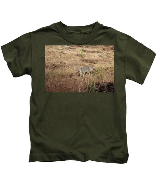 Greyfox1 Kids T-Shirt