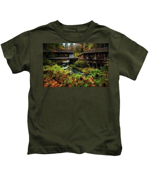 Grist Mill Kids T-Shirt