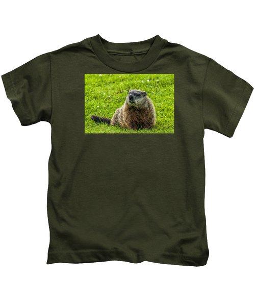 Ground Hog Kids T-Shirt