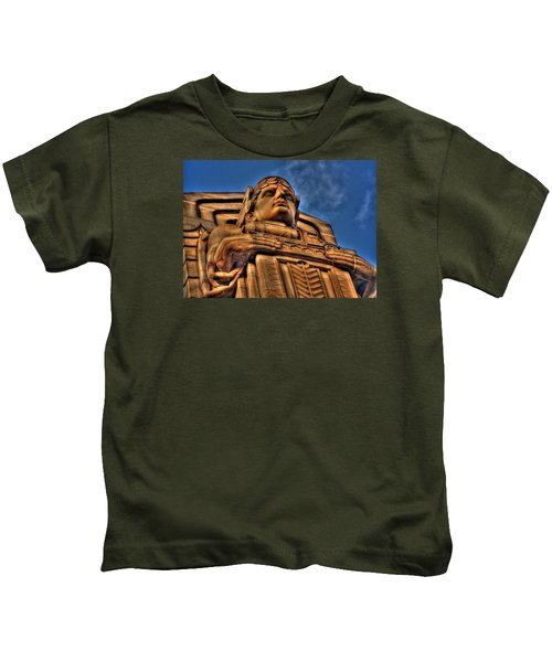 Guardians Of Transportation Kids T-Shirt