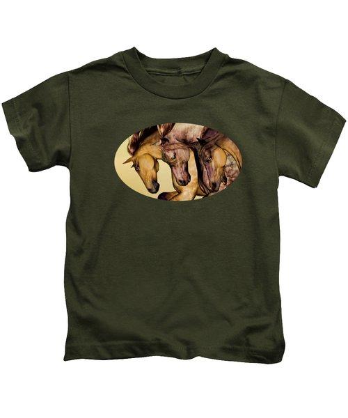 Gunmetal Kids T-Shirt